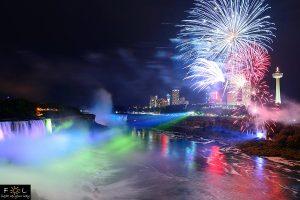 Niagara Falls Festival of Lights