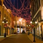 What Time is the Festival of Lights Riverside?