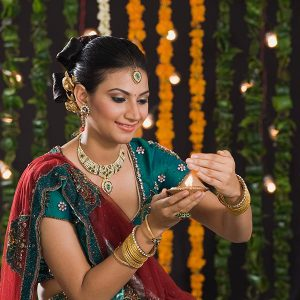 What is the Hindu Festival of Light Called?