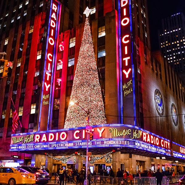 Where Can I See Lights in NYC?