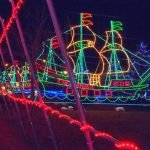 How much does the Tanglewood Festival of Lights cost