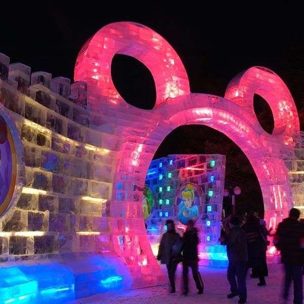 Disney Festival of Lights