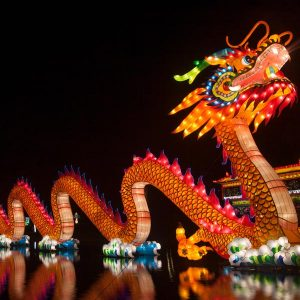 Dragon Lights Festival Knoxville