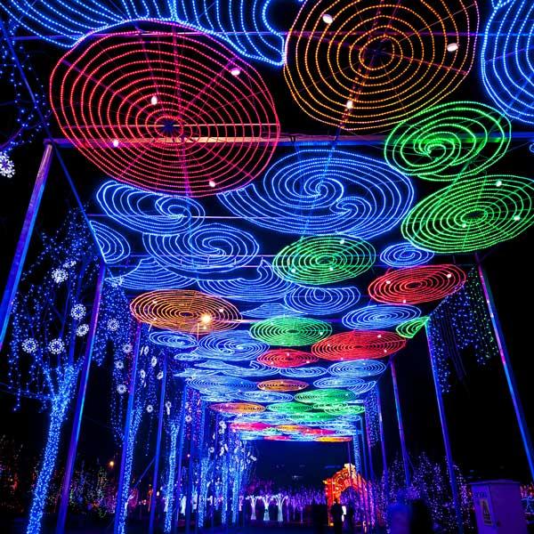 Light Festival Philadelphia