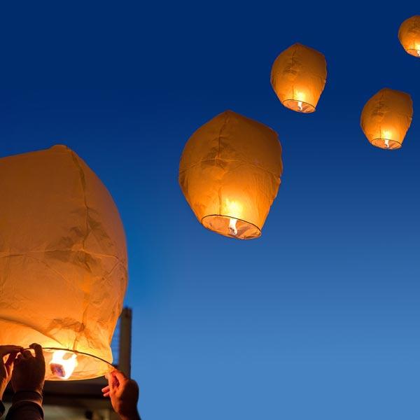 The lanterns Lights Festival Houston