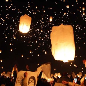 Chiang Mai Festival of Lights