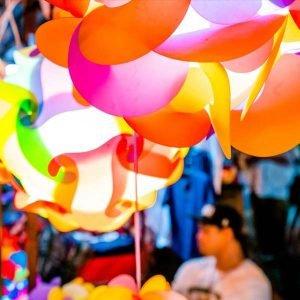 Thailand Festival Of Lights (Loy Krathong)