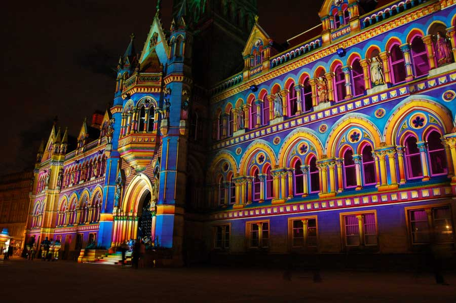 Bradford Festival of Lights