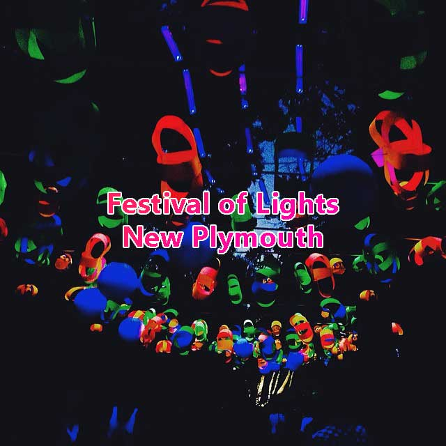 Festival Of Lights New Plymouth