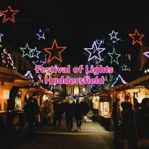 Huddersfield Festival of Lights