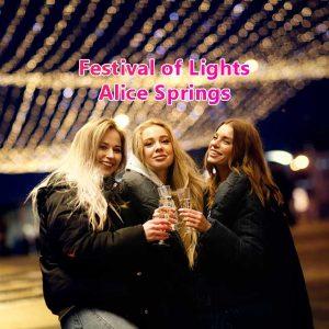 Festival of Lights Alice Springs