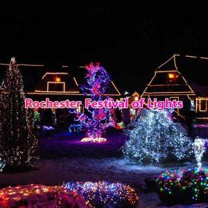 Rochester Festival of Lights