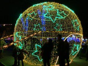 The festival of lights Charleston