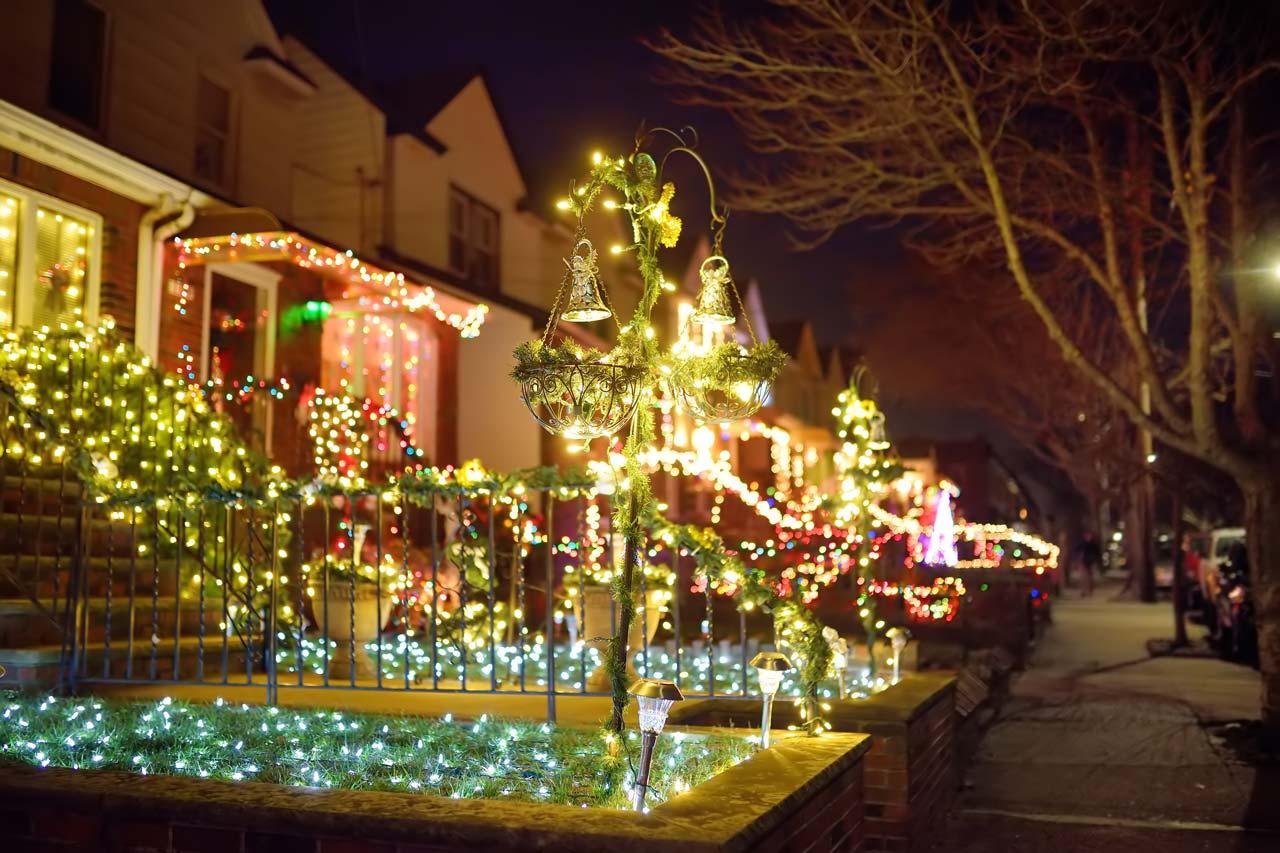 Festival of Lights Dyker Heights