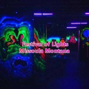 Festival of Lights Missoula Montana