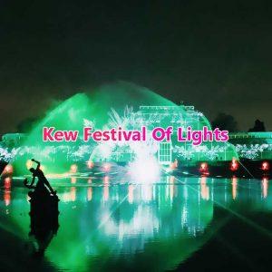 Kew Festival Of Lights